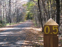 Windham Rail Trail photos stock