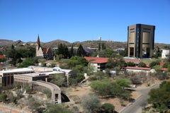 Windhoek lizenzfreies stockbild