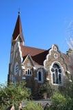 Windhoek Christuskirche Royalty Free Stock Photos