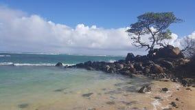 Windige Bucht Lizenzfreie Stockfotografie