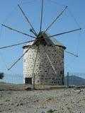 Windimill Bodrum стоковое изображение