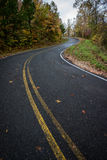 Winding Moutain Road Royalty Free Stock Image
