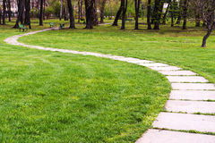 Free Winding Path Stock Images - 40697054