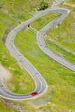 Winding road Stock Image