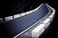 Winding road Royalty Free Stock Image