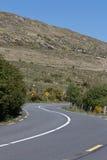 Winding road near Molls Gap, Killlarney National Park Royalty Free Stock Photo