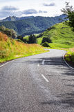 Winding road New Zealand Stock Photography