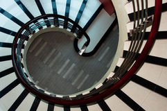 Winding Staircase Stock Images