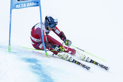 WINDINGSTAD Rasmus in Audi Fis Alpine Skiing Stock Foto's