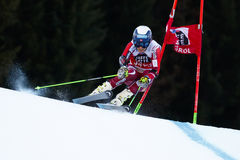 WINDINGSTAD Rasmus in Audi Fis Alpine Skiing World-Kop Men's G royalty-vrije stock foto's