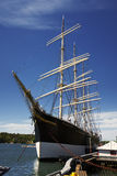 Windjammer Pommern Stock Image