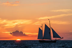 Windjammer Royalty Free Stock Photography