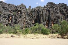 Windjana gorge, gibb river, kimberley, western australia Stock Photos