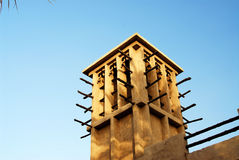 Windkontrollturm Stockbild