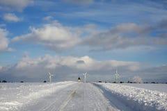Windkraft Wind Energy Stock Images