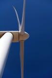 Windkraftanlage. lizenzfreies stockfoto