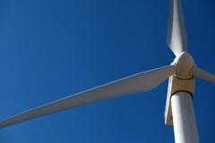 Windkraftanlage. lizenzfreie stockbilder