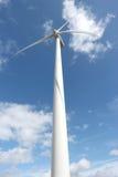 Windkraftanlage 01 Lizenzfreies Stockfoto