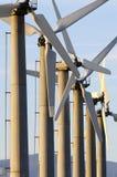 Windkraftanlagen Lizenzfreies Stockfoto