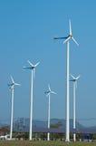 Windkraftanlagen Lizenzfreie Stockbilder