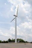 Windkraftanlagestromgenerator Stockbilder
