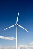 WindKraftwerk lizenzfreies stockbild