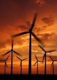 Windleistung Stockbilder