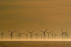 Windleistung Lizenzfreie Stockfotografie