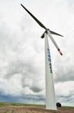 Windleistunggenerator stockfoto