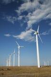 Windleistunggeneratoren Stockbilder