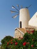 Windmühle Lizenzfreies Stockbild