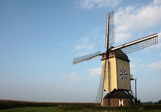 Windmühle Stockfotos