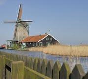 Windmühle Lizenzfreie Stockfotos