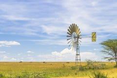 Windmühle Stockfoto
