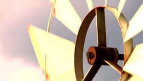 Windmühle 6 stock video footage