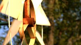 Windmühle 8 stock video footage