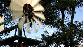 Windmühle 1 stock footage
