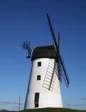 Windmühle. Stockfoto