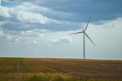 Windmühle Stockbild