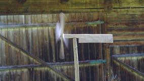 Windmühle stock footage