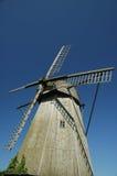 Windmühle in Angla Lizenzfreie Stockbilder
