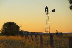 Windmühle in Brisbane Lizenzfreies Stockbild