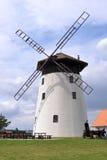 Windmühle Bukovany lizenzfreie stockbilder