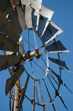 Windmühle Closup Lizenzfreies Stockfoto