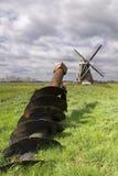 Windmühle das Noordermolen Stockfotografie