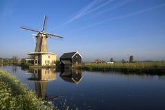 Windmühle das Vriendschap Stockbild