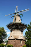 Windmühle De Gooyer Lizenzfreie Stockfotos