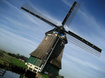 Windmühle, Holland Stockfoto