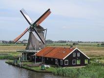 Windmühle III Lizenzfreie Stockbilder