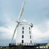 Windmühle in Irland Lizenzfreies Stockfoto